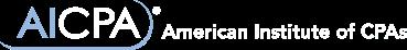 logo for American Institute of CPAs